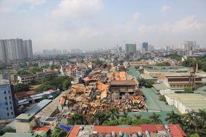 Quận Thanh Xuân không yêu cầu UBND phường Hạ Đình thu hồi văn bản cảnh báo sau đám cháy Rạng Đông