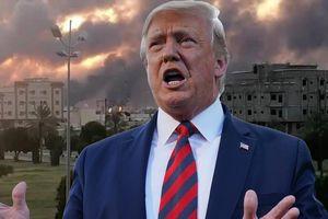Tổng thống Mỹ nói Iran phải chịu trách nhiệm, Nga đề xuất bán vũ khí cho Riyadh