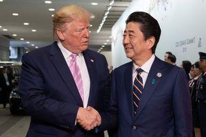 Gạt Quốc hội Mỹ sang một bên, ông Trump ký thỏa thuận thương mại sơ bộ với Nhật Bản