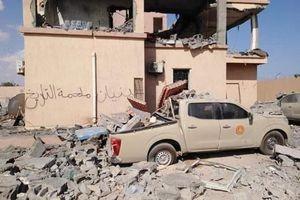 Libya: Vượt khỏi phạm vi Tripoli, lực lượng của Tướng Haftar mở rộng không kích