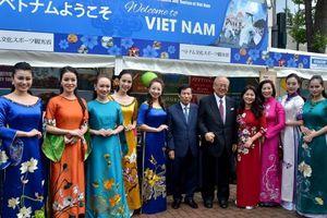 Ấn tượng Lễ hội Việt Nam đầu tiên tại thành phố Sapporo, Nhật Bản