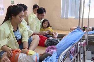 Phú Thọ: 20 trẻ mầm non nghi ngộ độc thực phẩm đã xuất viện