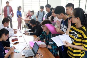 Vì sao nhiều tân sinh viên rớt đầu vào tiếng Anh ?