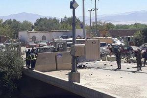 Đánh bom khu vực vận động tranh cử tổng thống Afghanistan, 24 người thiệt mạng