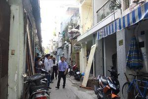 TP Hồ Chí Minh: Hiến đất 'vàng' mở rộng hẻm