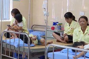 Thông tin mới vụ gần 100 trẻ mầm non nhập viện nghi ngộ độc ở Phú Thọ