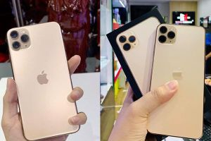 iPhone 11 Pro Max về Việt Nam trong đêm, trước cả ngày mở bán