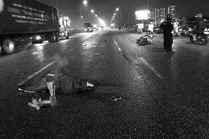 Truy tìm ô tô cán chết nam sinh ở Đồng Nai rồi bỏ chạy