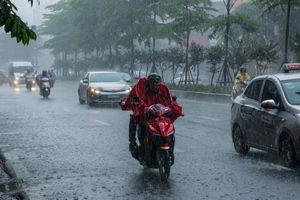 Tin mưa lớn mới nhất và dự báo thời tiết đêm nay, ngày mai 18/9
