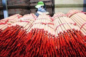 Ấn Độ hạn chế nhập khẩu hương nhang, doanh nghiệp Việt lập tức 'điêu đứng'