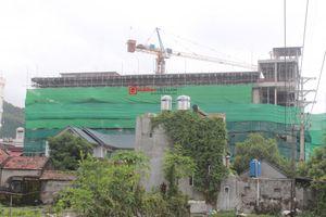 Quảng Ninh: Công trình có dấu hiệu vượt phép, chính quyền Cẩm Phả cần vào cuộc xử lý