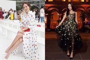 Jessica Jung mạnh tay chi tiền tỷ cho váy áo khi tham dự Tuần lễ thời trang New York