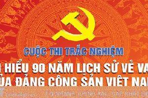 Hà Tĩnh giành 4 giải cuộc thi 'Tìm hiểu 90 năm lịch sử vẻ vang của Đảng Cộng sản Việt Nam'