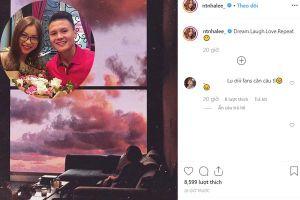 Nhật Lê đăng caption đòi 'yêu lại từ đầu', fans réo gọi Quang Hải phải chịu trách nhiệm