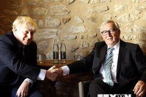 Thủ tướng Anh Boris Johnson lạc quan về một thỏa thuận với EU
