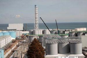Nhật-Hàn tranh cãi về kế hoạch xả nước thải chứa phóng xạ