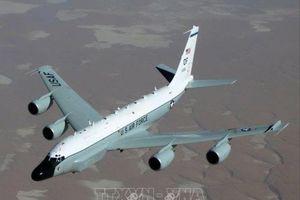Máy bay do thám Mỹ hoạt động trên không phận Hàn Quốc