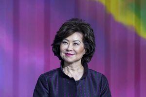 Nữ Bộ trưởng Giao thông Mỹ gốc Hoa Elaine Chao bị điều tra vì thông đồng với Trung Quốc và mưu lợi riêng