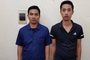 Hai nghi can vụ 'gói quà' phát nổ ở quán trà đá chung cư Linh Đàm khai gì?