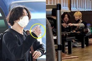 Phản ứng của Knet với tin Jungkook ôm ấp, hẹn hò với nữ thợ xăm: 'Đừng hủy hoại BTS!'