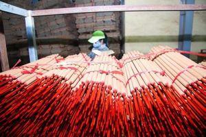 Ấn Độ đột ngột hạn chế nhập khẩu hương nhang: Doanh nghiệp Việt trở tay không kịp