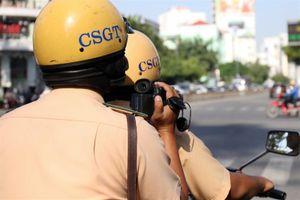 CSGT dùng điện thoại ghi hình làm bằng chứng xử phạt đúng hay sai?