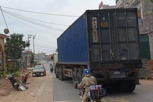 Quảng Ninh cấm xe ô tô 4 trục trở lên lưu thông trong nội thị