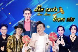 Lịch phát sóng 'Sàn chiến giọng hát' trên VTV3