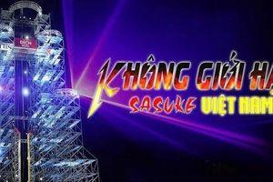 Lịch phát sóng chương trình 'Không giới hạn - Sasuke Việt Nam' trên VTV3