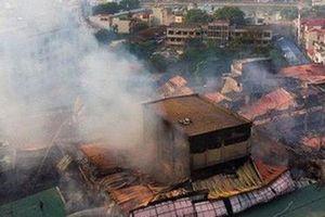 Không có sự phá hoại từ yếu tố con người trong vụ cháy ở Rạng Đông