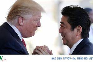 Mỹ và Nhật Bản đạt được thỏa thuận thương mại ban đầu
