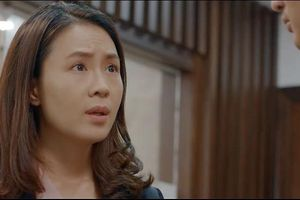 'Hoa hồng trên ngực trái' tập 13: Khuê cay đắng mắng lại Thái