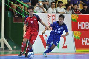 Futsal HDBank VĐQG 2019: Thắng dễ Cao Bằng, Thái Sơn Nam tiến gần chức vô địch