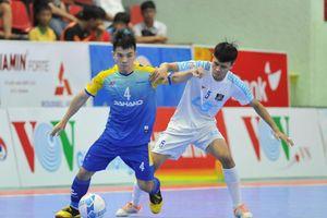 Futsal HDBank VĐQG 2019: Sahako chưa hết cơ hội 'lật đổ' Thái Sơn Nam