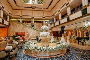 Lotte Legend Hotel Saigon hội tụ nhiều thương hiệu tại triển lãm cưới cao cấp