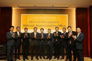 Công ty Quản lý Tài sản KB hiện diện tại Việt Nam