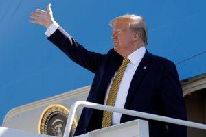 Tổng thống Donald Trump cảnh báo hậu quả nếu Trung Quốc chậm ký thỏa thuận thương mại