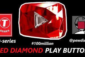 Nút kim cương chưa phải 'cảnh giới' cao nhất của YouTube