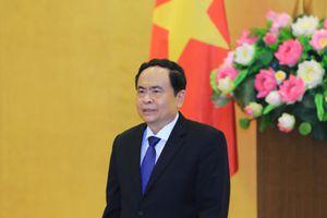 Kế thừa, phát huy truyền thống vẻ vang, đổi mới, nâng cao hiệu quả hoạt động của MTTQ Việt Nam, đáp ứng yêu cầu của đất nước trong giai đoạn mới
