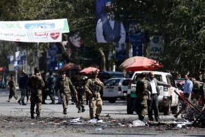 Afghanistan: Taliban đánh bom liên tiếp, ít nhất 48 người chết