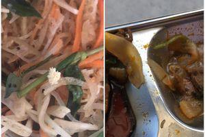 Vụ thức ăn có 'sinh vật lạ': Tổng giám đốc công ty lên tiếng