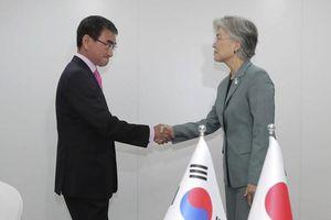 Hàn Quốc giáng cấp quan hệ thương mại với Nhật Bản