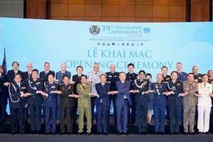 Tăng cường hợp tác phòng, chống tội phạm xuyên quốc gia tại Đông Nam Á