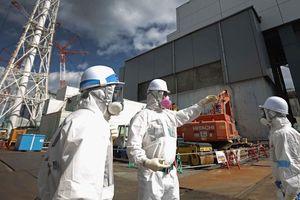 Nhật Bản tính đổ nước nhiễm phóng xạ từ nhà máy ra Thái Bình Dương