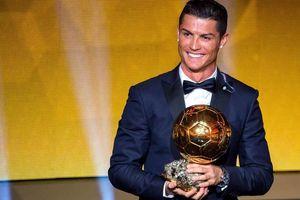 Ronaldo: 'Tôi muốn giành nhiều Quả bóng vàng hơn Messi'