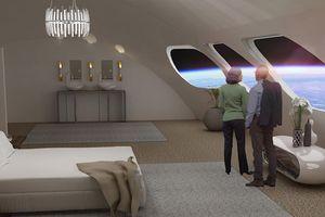 Khách sạn trong không gian đầu tiên trên thế giới