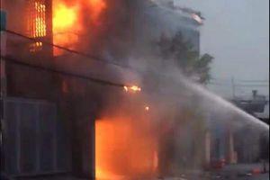 Nam Định: Cháy nhà vào sáng sớm, một phụ nữ tử vong