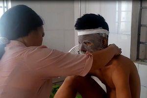 Nghệ An: Nổ bóng bay khiến 3 cầu thủ U14 CLB Sông Lam bị bỏng nặng