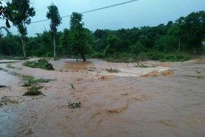 Nam Trung Bộ, Tây Nguyên và Nam Bộ tiếp tục mưa giông, đề phòng lũ quét và sạt lở đất