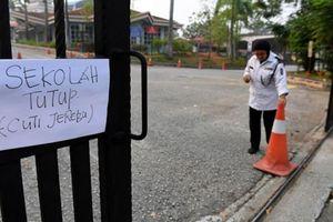 Malaysia đóng cửa gần 1.500 trường học do khói mù
